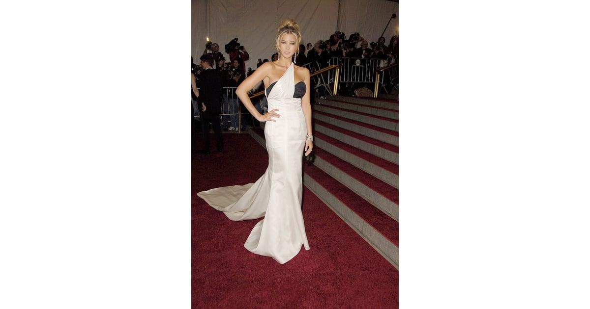 Celebrity style one shoulder dress by shimmer
