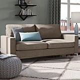 "Holland 73"" Square Arm Sofa"