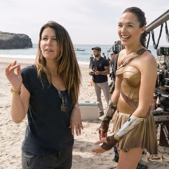 Patty Jenkins Wonder Woman Interview August 2017