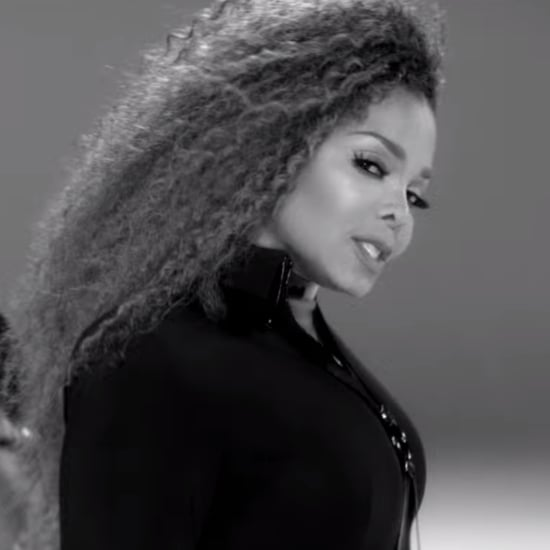 "Janet Jackson ""Dammn Baby"" Music Video"