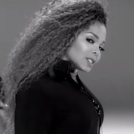 "Janet Jackson ""Dammn Baby"" Music Video"