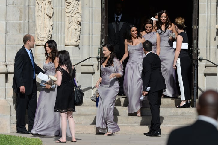 the wedding party left the church after michael jordan u0026 39 s