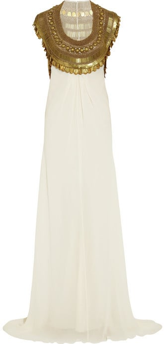 Temperley London Goddess Embellished Gown