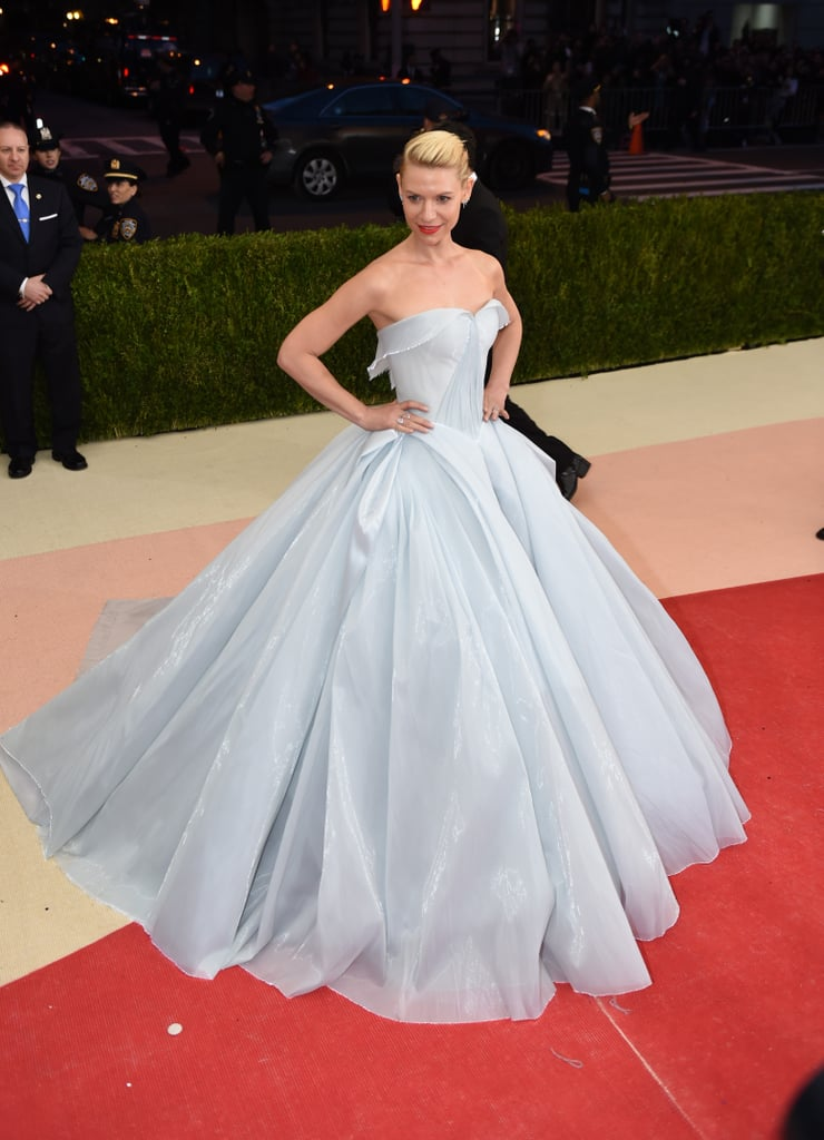 Claire Danes S Light Up Dress At Met Gala 2016 Popsugar