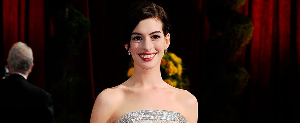 Anne Hathaway Is Back in LA For the Oscars