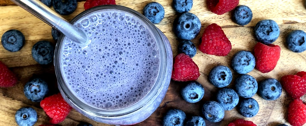 Low-Carb High-Protein Smoothie