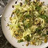 Fennel Salad With Olives and Pistachios