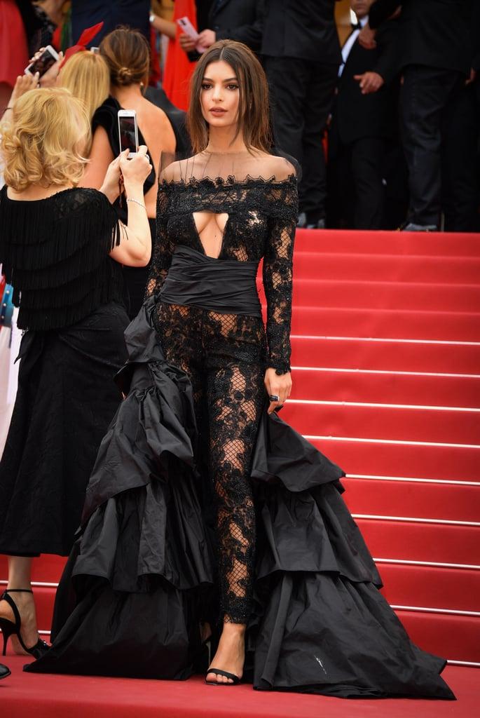 2017 Cannes Film Festival Emily Ratajkowski S Sexiest