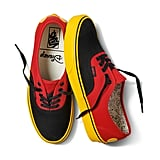 Disney x Vans Authentic in Mickey Mouse/Red/Yellow