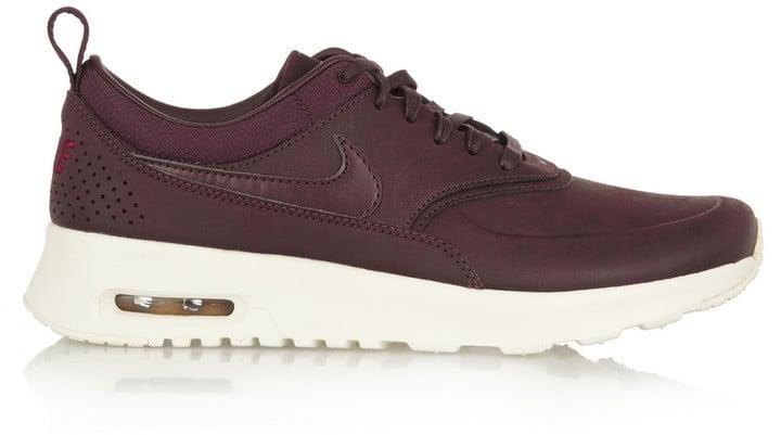 Nike Thea Premium Leather Sneakers ($115)