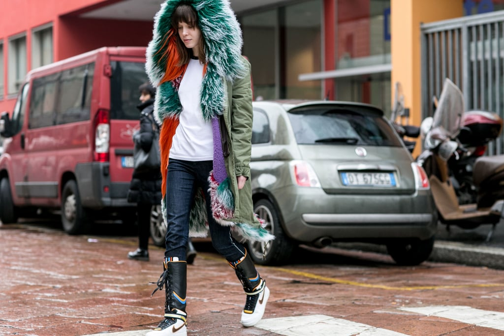 Best Street Style Fashion Week Fall 2015