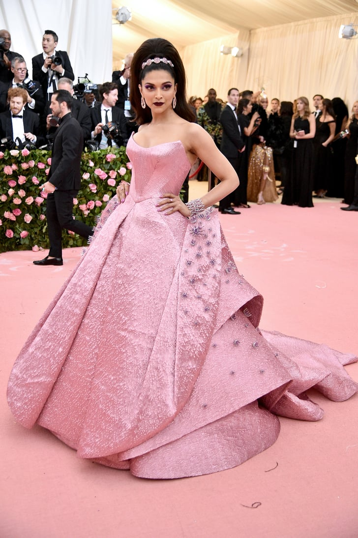 Deepika Padukone Met Gala 2019 | POPSUGAR Fashion Photo 3