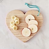 Heart Cutting Board