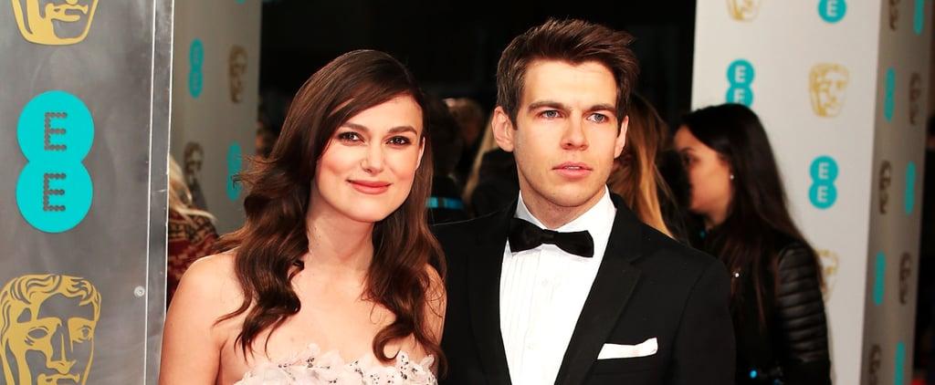 Celebrities at 2015 BAFTA Awards