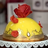 Enchanted Rose Cake