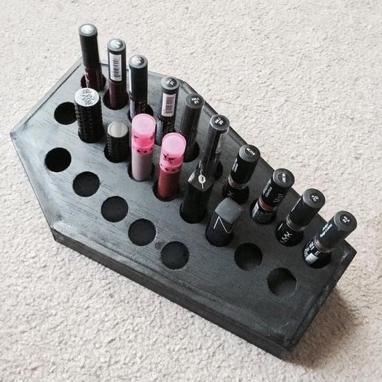 Coffin Lipstick Organizer