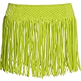 Kendall + Kylie at Topshop Macramé Fringed Skirt ($52)