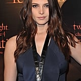 Ashley Greene worked her best angles on the red carpet.