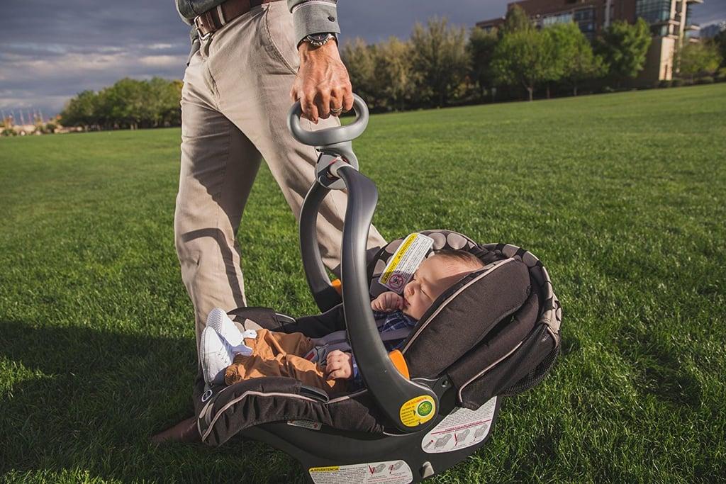 LugBug Ergonomic Car Seat Handle