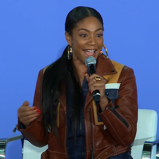 Tiffany Haddish's Funny Speech at POPSUGAR Playground