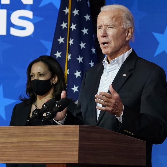 Stars React to Joe Biden and Kamala Harris's Election Win