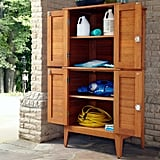 Montego Bay Four Door Multi-Purpose Storage Cabinet