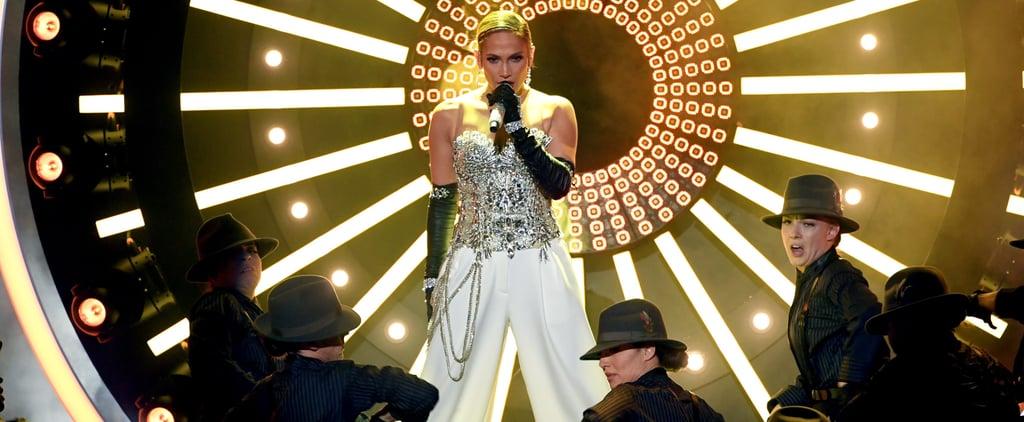 Jennifer Lopez Billboard Music Awards Performance 2018 Video