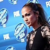 Jennifer Lopez Dresses at American Idol Season 14 Final