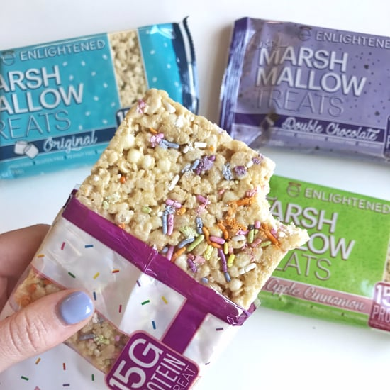Enlightened Protein Marshmallow Rice Treats