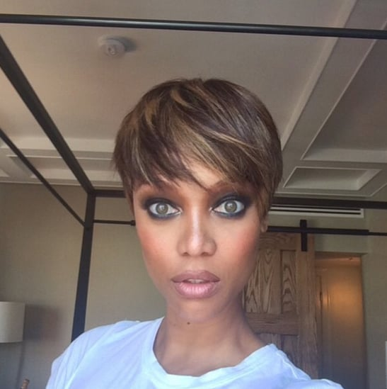 Tyra Banks Ponytail Hairstyles: 38 Celebrities Who Have The Hottest Haircuts