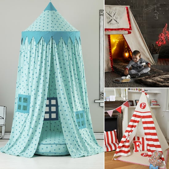 Tent-tastic! Go Undercover in These Inventive Play Spaces