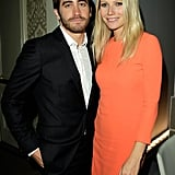 She spent time with her pal Jake Gyllenhaal at the Elle Women in Hollywood event in October 2010.