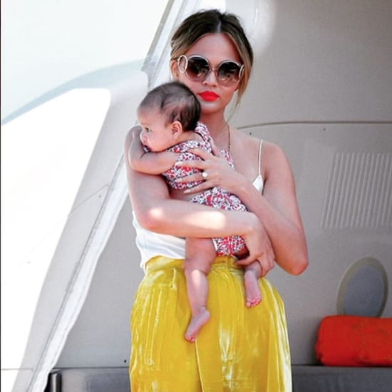 Chrissy Teigen on How Celebrities Lose Baby Weight