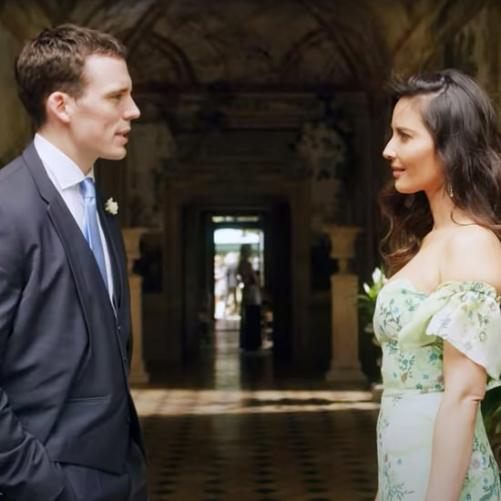 Olivia Munn's Green Dress From Love Wedding Repeat