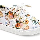 Keds x Rifle Paper Co. Champion Crib Lively Floral Sneakers