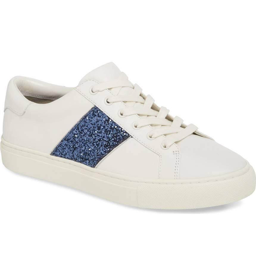 Tory Burch Carter Glitter Sneaker   If