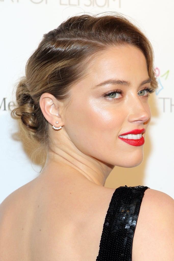 Celebrities Attend the 2014 Art of Elysium Heaven Gala