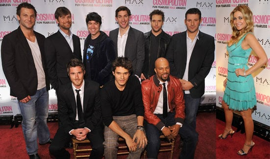 Cosmopolitan's Fun and Fearless Men of the Year Party