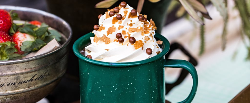 This Decadent Hot Chocolate Is Just the Thing to Get You Through Winter