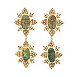 Christie Nicolaides Cleon Earrings, $219