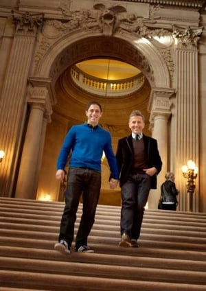 This Just In! Simon Doonan and Jonathan Adler Tie the Knot