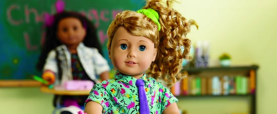 '80s American Girl Doll Courtney