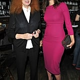 Anna Wintour and Marco Zanini Amongst Attendees at Sally Singer's T Magazine Fete