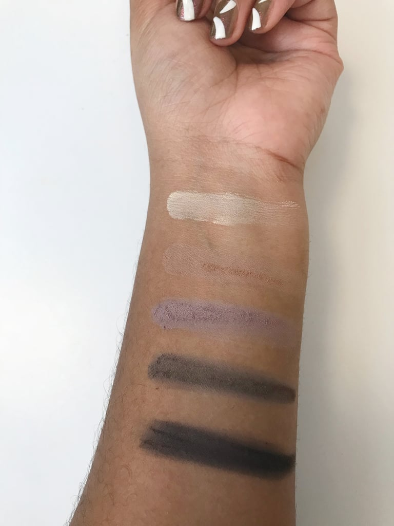 Gigi Hadid x Maybelline New York Eye Contour Palette in Cool Swatches