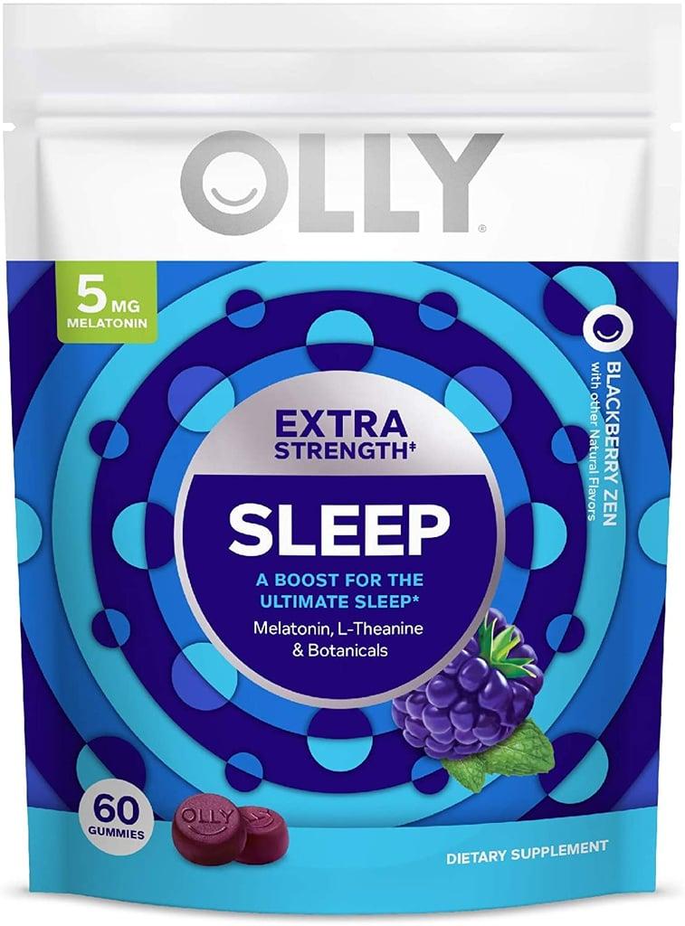 OLLY Extra Strength Sleep Melatonin Gummy