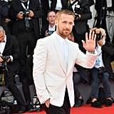 Ryan Gosling at the Venice Film Festival August 2018