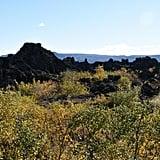 Dimmuborgir, Iceland — Castle Black