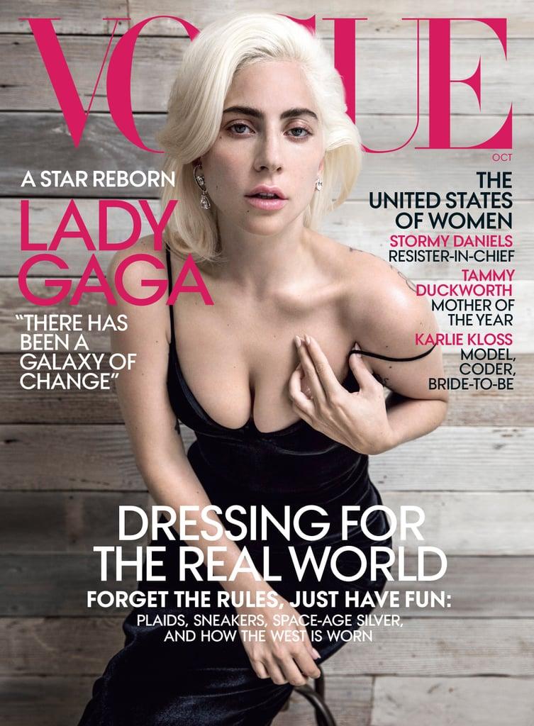 Lady Gaga Makeunder