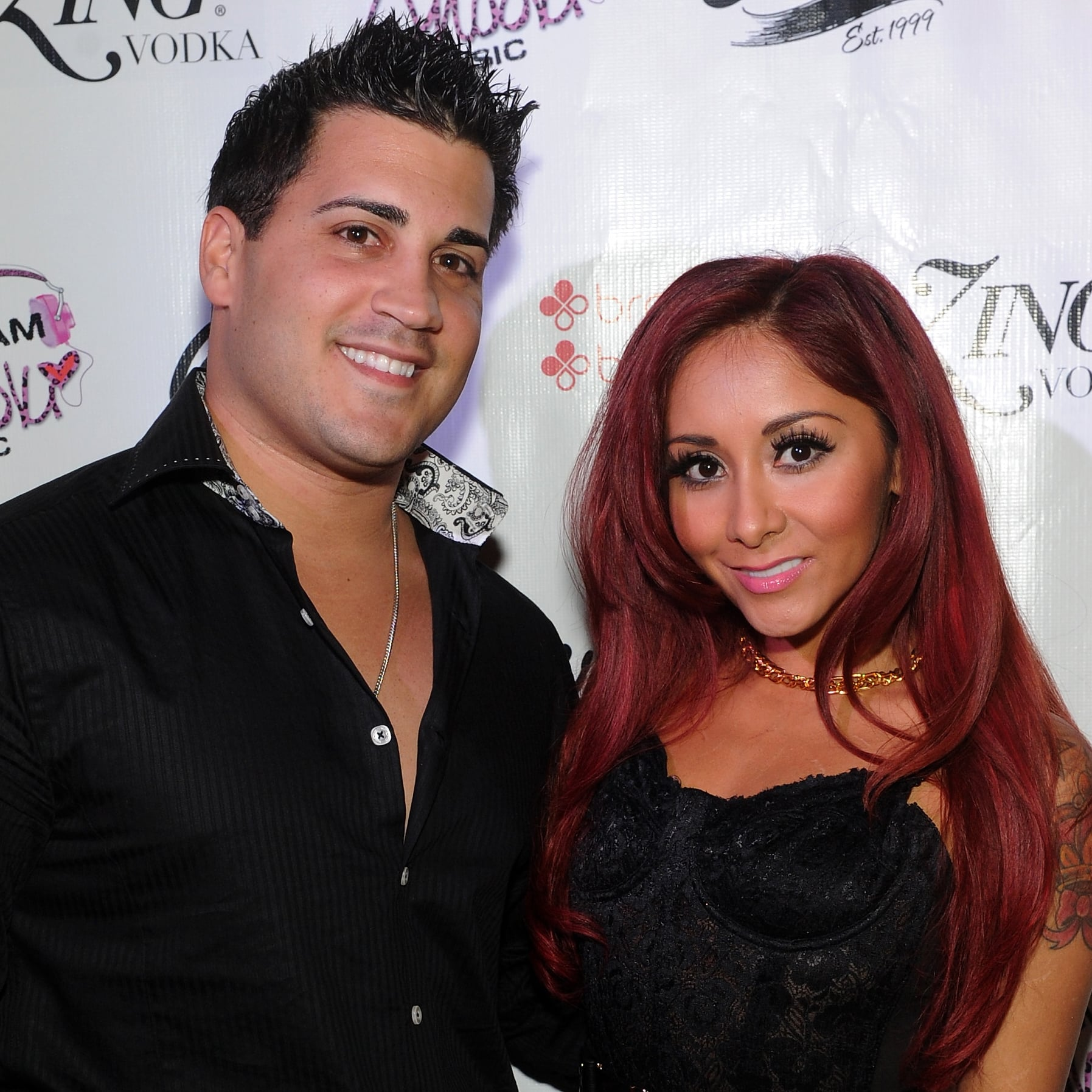 Nicole Snooki Polizzi Wedding Pictures