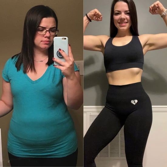 60-Pound Weight-Loss Transformation With 75Hard